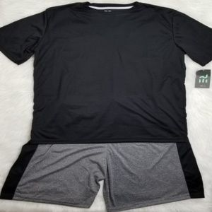 Men's Active Athletic Performance Set Size Medium